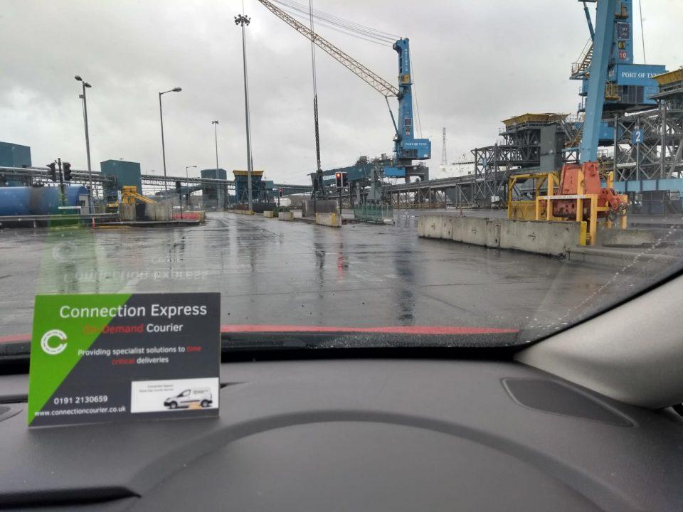 Tyne Dock